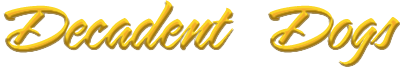 The Decadent Dogs – AKC Yorkies, APRI Yorkies and CKC Yorkies Logo
